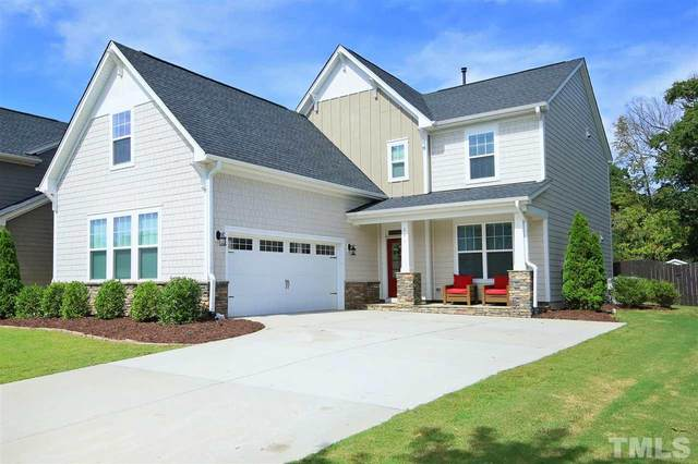 148 Morgan Ridge Road, Holly Springs, NC 27540 (#2342305) :: Raleigh Cary Realty