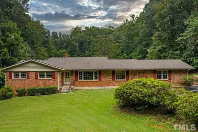 3546 Mt Gilead Church Road, Pittsboro, NC 27312 (#2342314) :: The Jim Allen Group