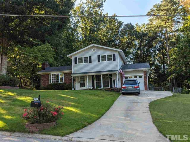 701 Brookgreen Drive, Cary, NC 27511 (#2342327) :: Raleigh Cary Realty