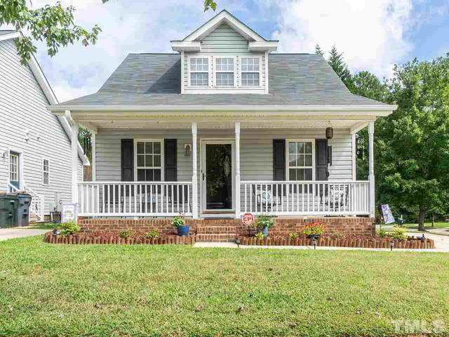 100 Cliffdale Road, Holly Springs, NC 27540 (#2342328) :: Dogwood Properties