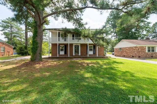 3217 Ridgecrest Drive, Rocky Mount, NC 27803 (#2342346) :: Marti Hampton Team brokered by eXp Realty