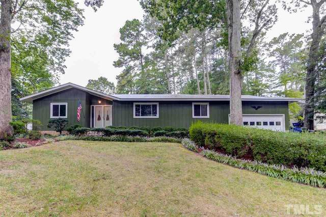 4505 Connell Drive, Raleigh, NC 27612 (#2342375) :: Marti Hampton Team brokered by eXp Realty