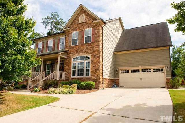 221 Hilliard Forest Drive, Cary, NC 27519 (#2342401) :: Dogwood Properties