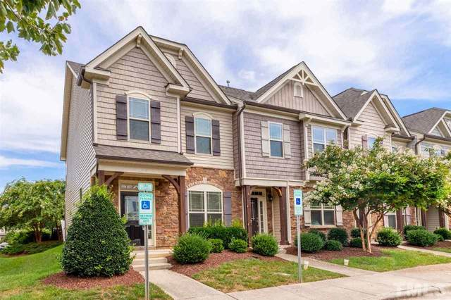 545 Matheson Place, Cary, NC 27511 (MLS #2342405) :: On Point Realty
