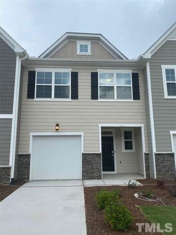 163 Hunston Drive #84, Holly Springs, NC 27540 (#2342417) :: Raleigh Cary Realty