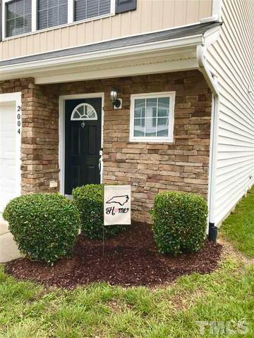 2004 Mirror Drive, Raleigh, NC 27610 (#2342418) :: The Rodney Carroll Team with Hometowne Realty