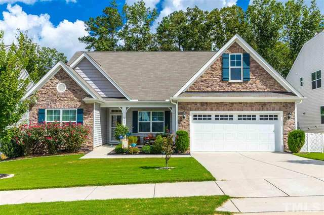 204 Flowers Crest Way, Clayton, NC 27527 (#2342426) :: Dogwood Properties