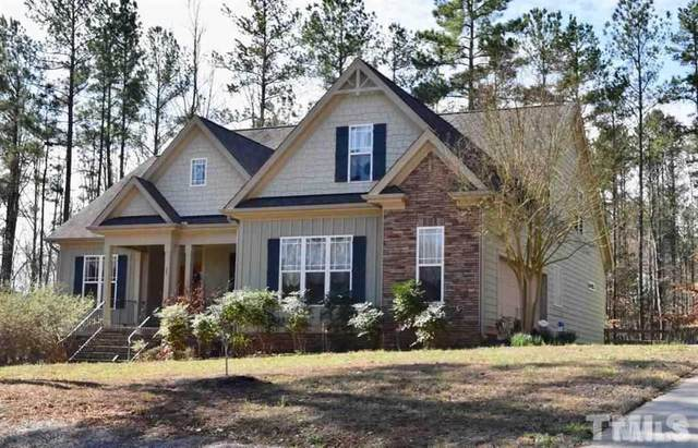 3658 Jordan Circle, Franklinton, NC 27525 (#2342443) :: The Perry Group