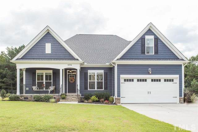1216 River Chase Drive, Raleigh, NC 27610 (#2342444) :: The Perry Group