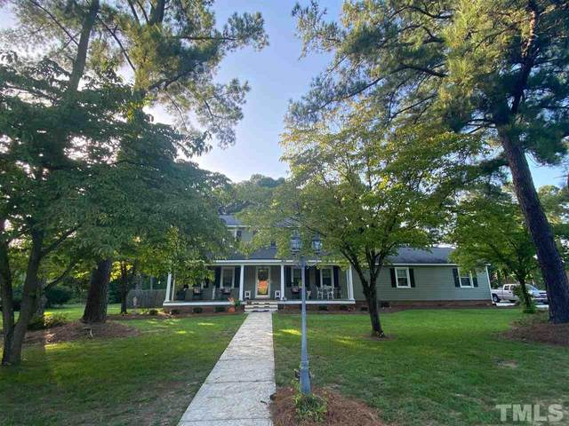 107 Wade Avenue, Dunn, NC 28334 (#2342445) :: Real Estate By Design
