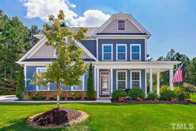 121 Ladys Mantle Lane, Holly Springs, NC 27540 (#2342461) :: Triangle Top Choice Realty, LLC