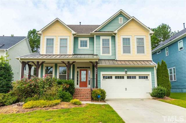 509 Dairy Glen Road, Chapel Hill, NC 27516 (#2342484) :: Bright Ideas Realty