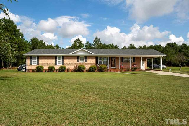 488 Mt Elam Church Road, Roseboro, NC 28382 (#2342496) :: Marti Hampton Team brokered by eXp Realty