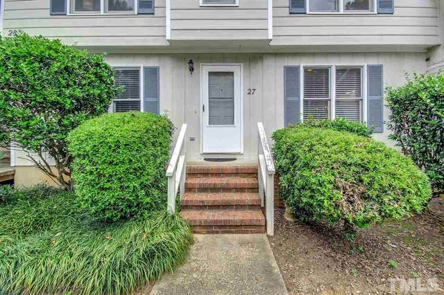 121 Westview Drive #27, Carrboro, NC 27510 (#2342539) :: Triangle Top Choice Realty, LLC