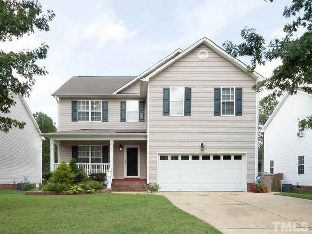 122 Kimeo Way, Garner, NC 27529 (#2342542) :: Realty World Signature Properties
