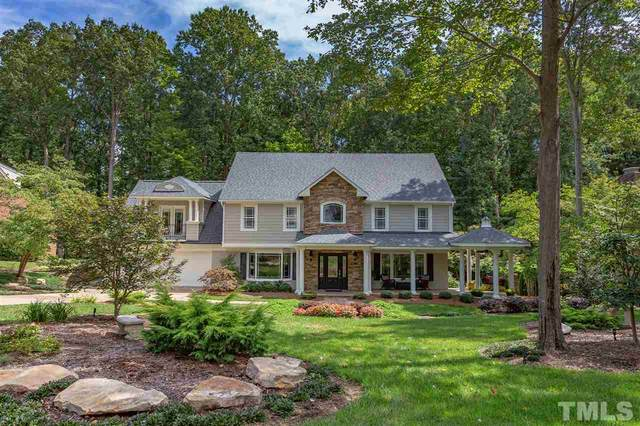 123 Bruce Drive, Cary, NC 27511 (#2342552) :: The Rodney Carroll Team with Hometowne Realty