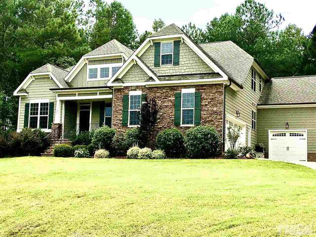 25 River Rock Way, Franklinton, NC 27525 (#2342595) :: Triangle Top Choice Realty, LLC
