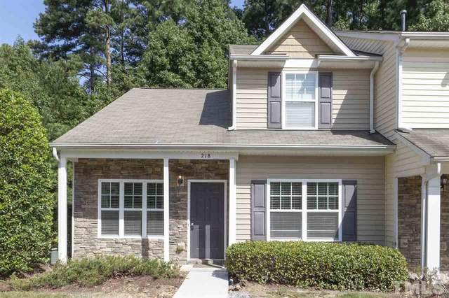 218 Harbor Haven Drive, Apex, NC 27502 (#2342606) :: The Jim Allen Group