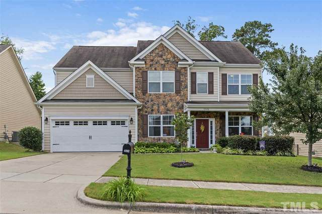 3520 Greenville Loop, Wake Forest, NC 27587 (#2342633) :: The Rodney Carroll Team with Hometowne Realty