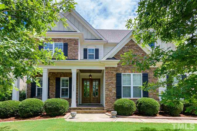 3444 Sienna Hill Place, Cary, NC 27519 (#2342679) :: Dogwood Properties