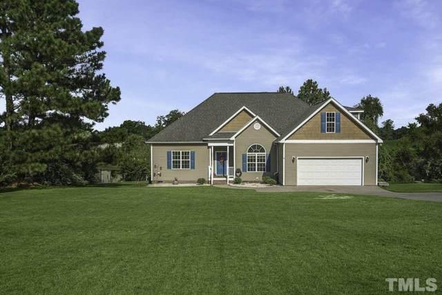 72 Peacemaker Lane, Smithfield, NC 27577 (#2342720) :: Realty World Signature Properties