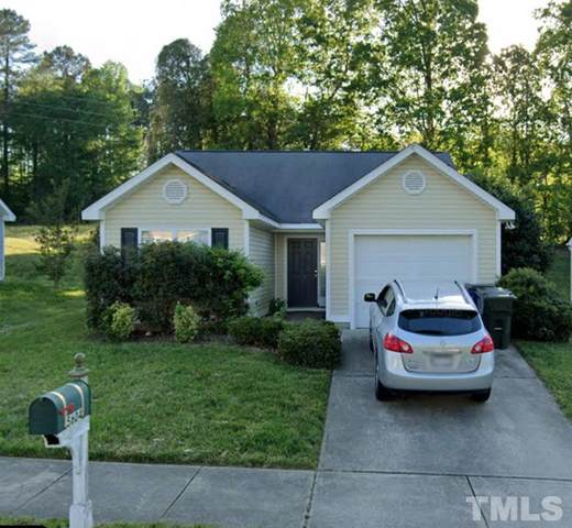 5604 Tealbrook Drive, Raleigh, NC 27610 (#2342745) :: Triangle Just Listed