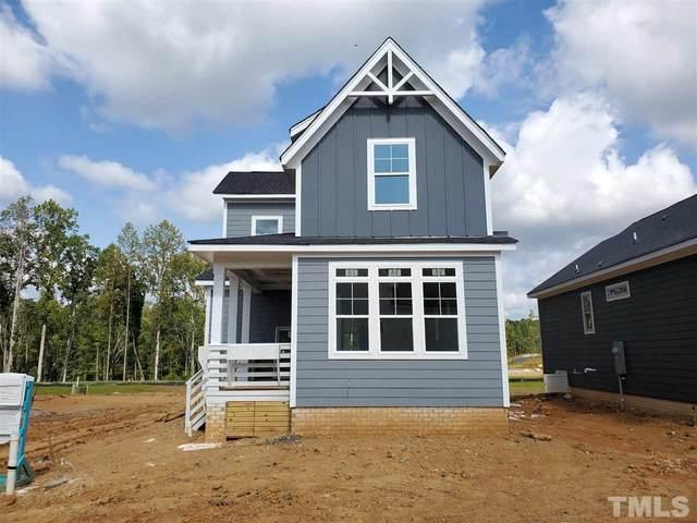 66 Cottage Way Lot 39, Pittsboro, NC 27312 (#2342766) :: Spotlight Realty