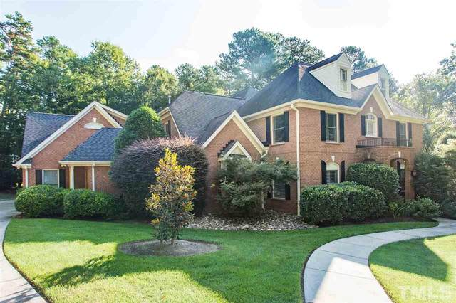 217 Nottingham Drive, Chapel Hill, NC 27517 (#2342777) :: Realty World Signature Properties