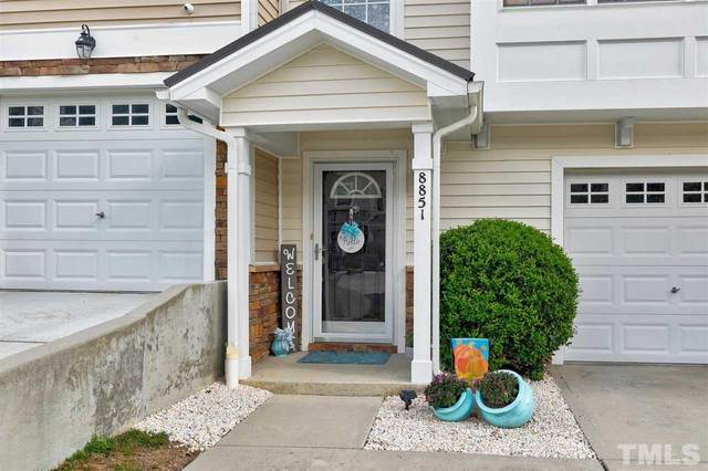 8851 Thornton Town Place, Raleigh, NC 27616 (#2342861) :: The Rodney Carroll Team with Hometowne Realty
