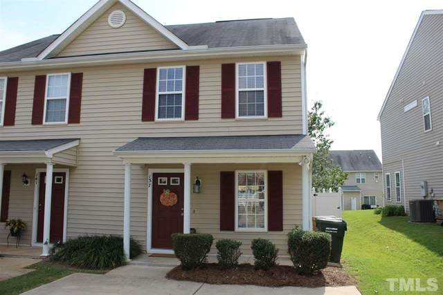 137 Buchanan Lane, Clayton, NC 27527 (#2342865) :: Team Ruby Henderson