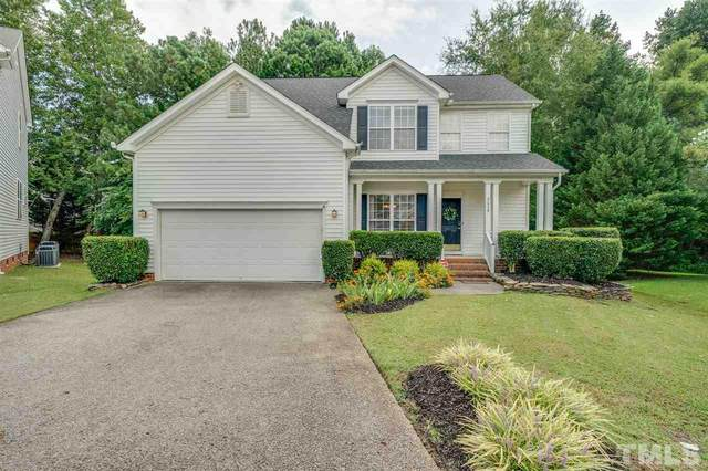 2415 Barday Downs Lane, Raleigh, NC 27606 (#2342879) :: Realty World Signature Properties