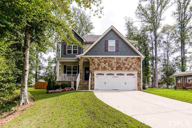 306 Laurel Oaks Drive, Youngsville, NC 27596 (#2342920) :: The Perry Group