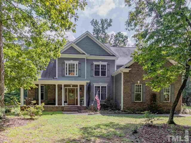 204 Bartlett Drive, Pittsboro, NC 27312 (#2342933) :: The Jim Allen Group