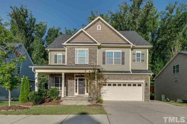 601 Crimson Oak Lane, Fuquay Varina, NC 27526 (#2342942) :: Triangle Just Listed