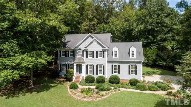 8401 Southbriar Drive, Raleigh, NC 27606 (#2342975) :: The Perry Group