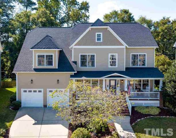 418 Frontgate Drive, Cary, NC 27519 (#2343008) :: Marti Hampton Team brokered by eXp Realty