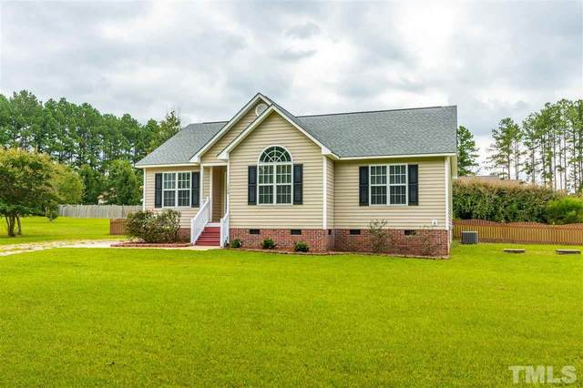 1709 Tall Cane Circle, Willow Spring(s), NC 27592 (#2343018) :: Realty World Signature Properties