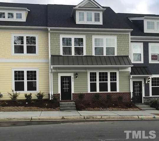 513 Brooks Street, Wake Forest, NC 27587 (#2343022) :: The Rodney Carroll Team with Hometowne Realty