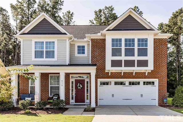 838 Apalachia Lake Drive, Fuquay Varina, NC 27526 (#2343030) :: RE/MAX Real Estate Service