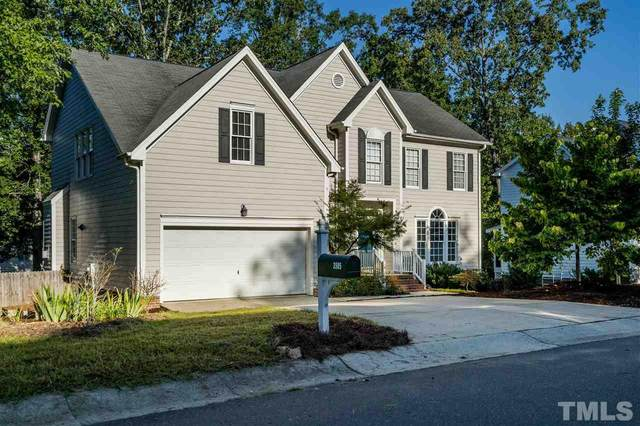 3505 Meadowrun Drive, Durham, NC 27707 (MLS #2343049) :: The Oceanaire Realty