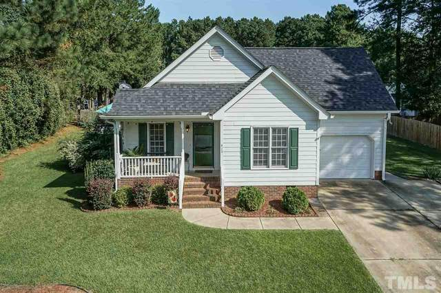 413 Corwood Drive, Fuquay Varina, NC 27526 (#2343056) :: Marti Hampton Team brokered by eXp Realty