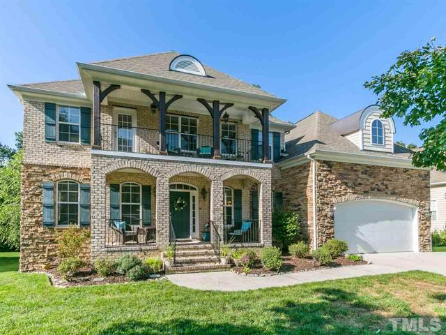9305 Dansforeshire Way, Wake Forest, NC 27587 (#2343063) :: Rachel Kendall Team