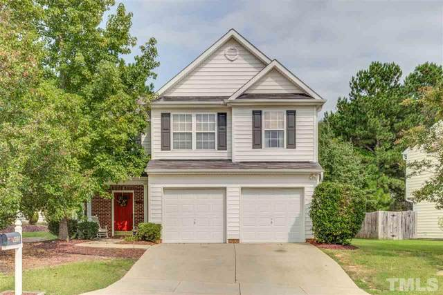 405 Firefly Drive, Holly Springs, NC 27540 (#2343067) :: Realty World Signature Properties