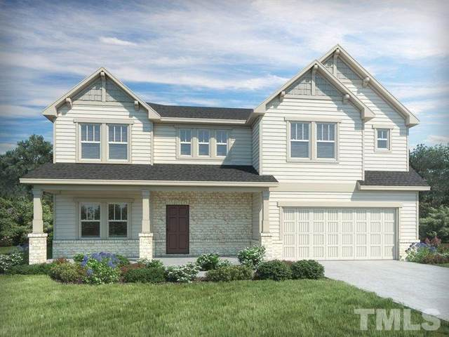 2509 Elm Grant Drive, New Hill, NC 27562 (#2343070) :: Raleigh Cary Realty