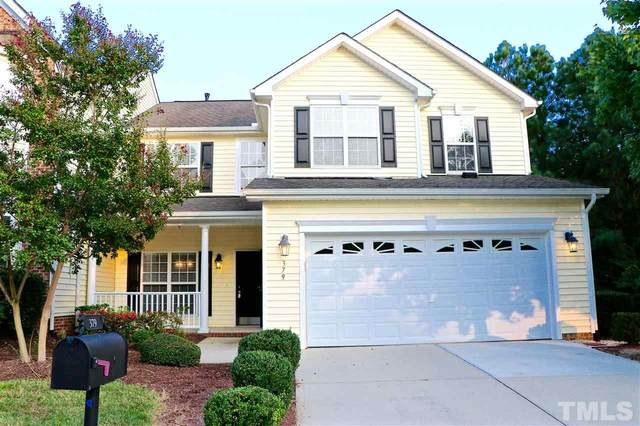 379 Luke Meadow Lane, Cary, NC 27519 (MLS #2343074) :: The Oceanaire Realty