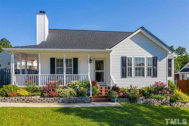 407 Gem Drive, Knightdale, NC 27545 (#2343089) :: Triangle Top Choice Realty, LLC