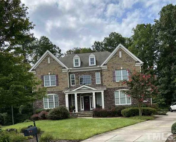 6 Misty Pond Court, Durham, NC 27713 (#2343106) :: Triangle Top Choice Realty, LLC