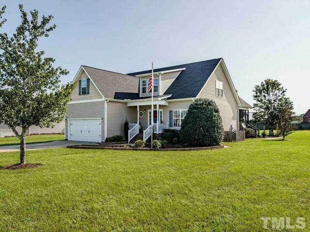 90 Victory Circle, Willow Spring(s), NC 27592 (#2343109) :: RE/MAX Real Estate Service
