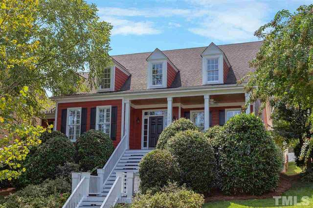 110 Hillspring Lane, Chapel Hill, NC 27516 (#2343152) :: Triangle Just Listed