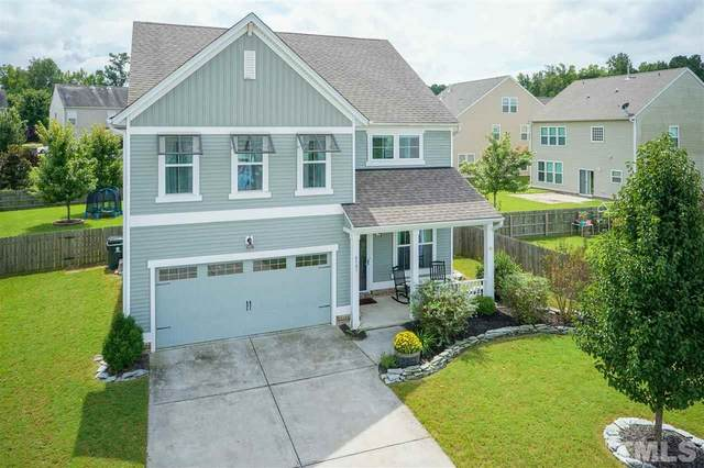 4505 Barbaro Drive, Knightdale, NC 27545 (#2343170) :: Marti Hampton Team brokered by eXp Realty